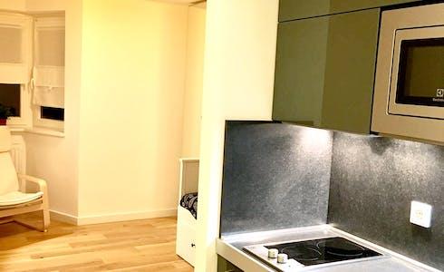 Appartement te huur vanaf 01 nov. 2018 (Ermanstraße, Berlin)