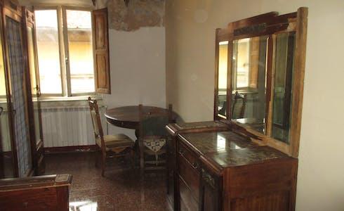 合租房间租从08 6月 2018 (Via San Martino, Pisa)