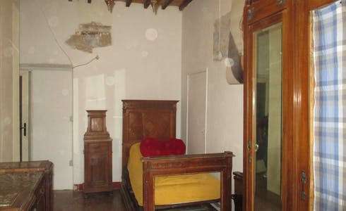 Room for rent from 01 Feb 2018  (Via San Martino, Pisa)