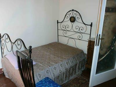 Private room in Apartment (Via San Martino, Pisa)