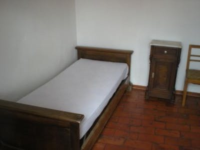 Private room for rent from 22 Sep 2019 (Via San Martino, Pisa)