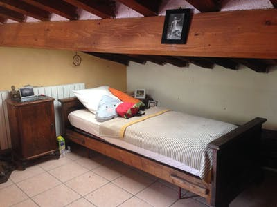 Room for rent from 01 Mar 2018  (Via San Martino, Pisa)