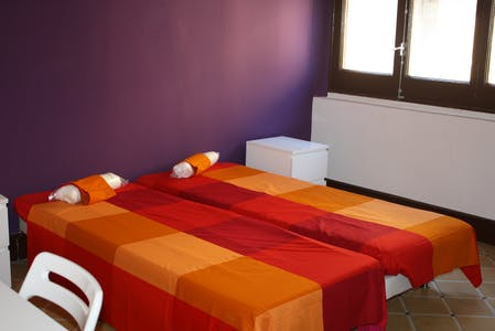 Shared room for rent from 08 Sep 2019 (Carrer de les Jonqueres, Barcelona)
