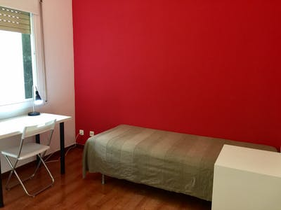 Private room for rent from 02 Mar 2020 (Carrer del Robí, Barcelona)