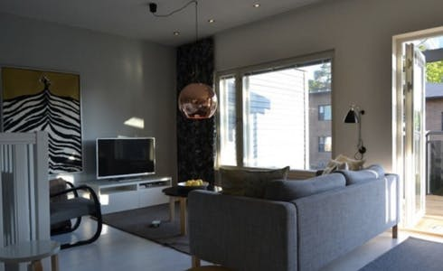 House for rent from 25 Feb 2018 (Solakalliontie, Helsinki)