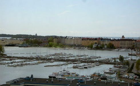 Room for rent from 02 Sep 2018 (Haapaniemenkatu, Helsinki)