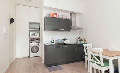 单间公寓租从24 1月 2018 (Saftlevenstraat, Rotterdam)