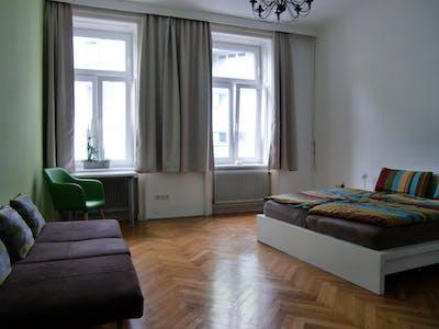 Chambre à partir du 31 août 2018 (Clementinengasse, Vienna)