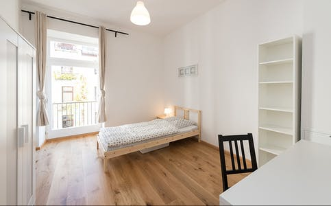 Room for rent from 16 Dec 2018 (Regerplatz, München)