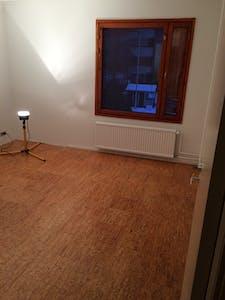 Privé kamer te huur vanaf 19 Jun 2019 (Packmästargatan, Helsinki)