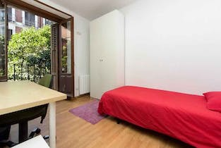 Privé kamer te huur vanaf 30 jun. 2019 (Calle de Embajadores, Madrid)