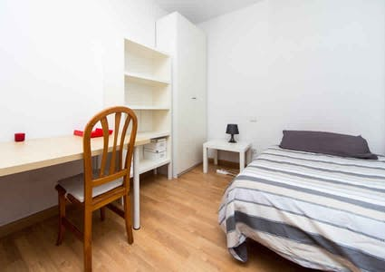 Room for rent from 01 Jun 2019 (Calle de Embajadores, Madrid)