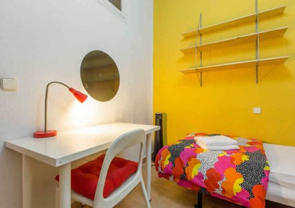 Private room for rent from 01 Aug 2019 (Calle del Mesón de Paredes, Madrid)