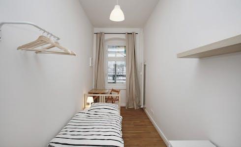 Room for rent from 16 Jun 2018 (Spiegelweg, Berlin)