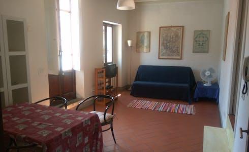 Wohnung zur Miete von 01 Juli 2018 (Via del Giglio, Florence)
