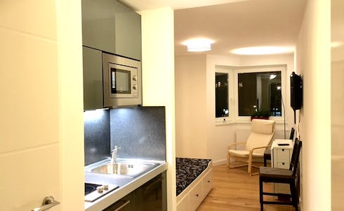 Apartment for rent from 01 Aug 2018 (Ermanstraße, Berlin)