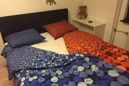 Room for rent from 01 Sep 2017  (Maanzaaderf, Diemen)