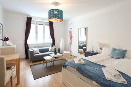 Apartment for rent from 05 May 2019 (Floragasse, Vienna)