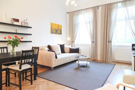 Apartment for rent from 30 Jun 2018  (Burggasse, Vienna)