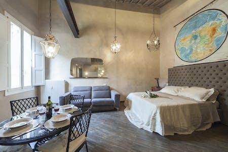 整套公寓租从16 Jul 2019 (Via Camillo Cavour, Florence)