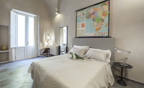 Apartment for rent from 19 Nov 2017  (Via Camillo Cavour, Florence)
