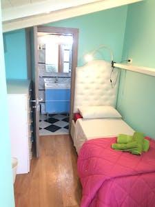 Mehrbettzimmer zur Miete ab 26 Jan. 2020 (Via San Zanobi, Florence)