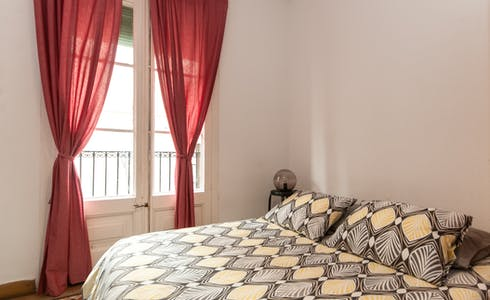 Room for rent from 08 Feb 2019 (Carrer d'Avinyó, Barcelona)