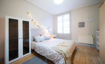 合租房间租从01 6月 2019 (Fika Kalea, Bilbao)