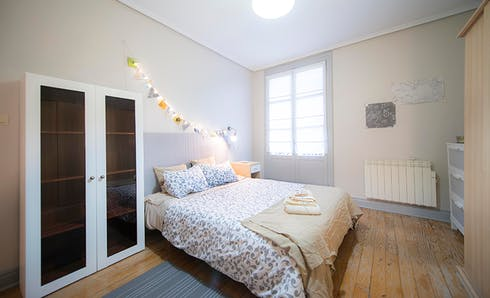 Room for rent from 01 Jun 2019 (Fika Kalea, Bilbao)