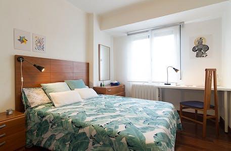 Chambre privée à partir du 01 avr. 2019 (Cocherito de Bilbao Kalea, Bilbao)