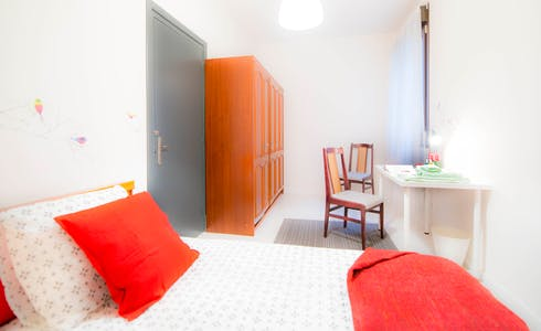 Habitación de alquiler desde 30 jun. 2018  (Gorte Kalea, Bilbao)