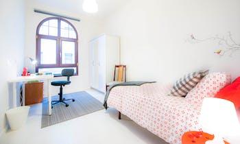 合租房间租从01 9月 2018 (Gorte Kalea, Bilbao)
