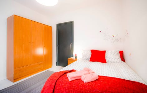 Private room for rent from 01 Apr 2020 (Gorte Kalea, Bilbao)