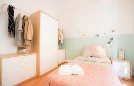 Private room for rent from 01 May 2020 (García Rivero Maisuaren Kalea, Bilbao)