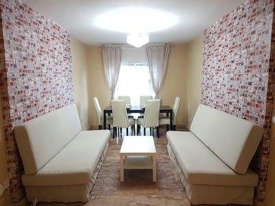 Chambre à partir du 16 août 2018 (Calle Doctor Barraquer, Córdoba)