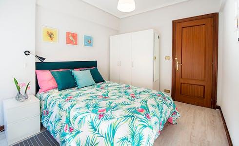 Habitación de alquiler desde 31 jul. 2018  (Maurice Ravel Etorbidea, Bilbao)