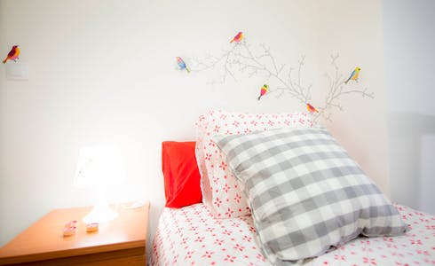 Room for rent from 01 Sep 2018 (Gorte Kalea, Bilbao)