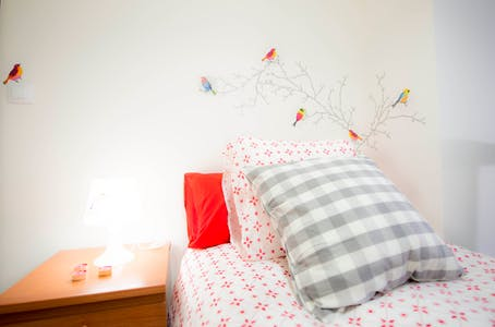Habitación de alquiler desde 01 sep. 2018 (Gorte Kalea, Bilbao)