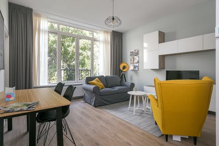 Apartment for rent from 01 Oct 2019 (Mathenesserlaan, Rotterdam)