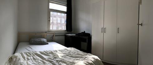 合租房间租从02 7月 2019 (Carel van Nieveltstraat, Rotterdam)