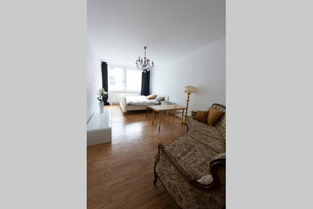 Habitación privada de alquiler desde 07 Oct 2019 (Rumfordstraße, München)