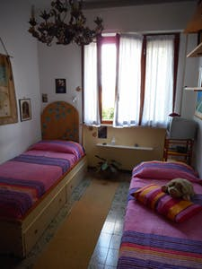 Room for rent from 22 Oct 2018 (Via Ippolito Nievo Gello, Le Maggiola)