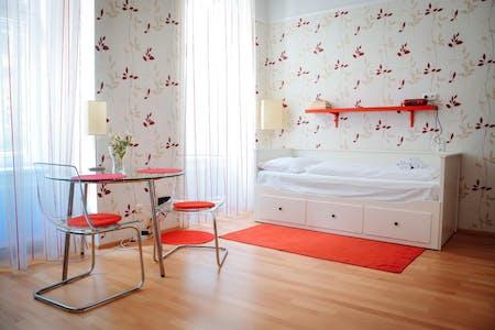 Appartamento in affitto a partire dal 12 Oct 2019 (Miesbachgasse, Vienna)