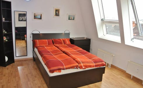 Studio for rent from 01 Mar 2018  (Pintschstraße, Berlin)