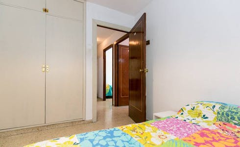 Room for rent from 31 Jan 2018  (Calle las Flores, Granada)