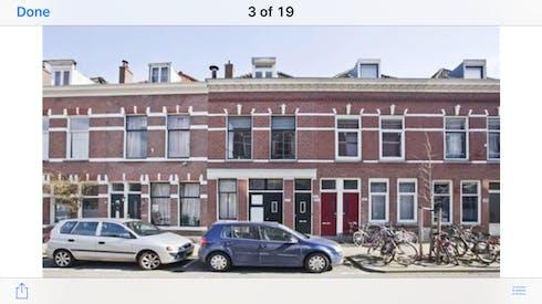 Apartment for rent from 07 Apr 2020 (Aegidiusstraat, Rotterdam)