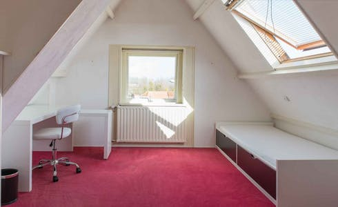 Chambre à partir du 01 sept. 2018 (Kadoelenweg, Amsterdam)