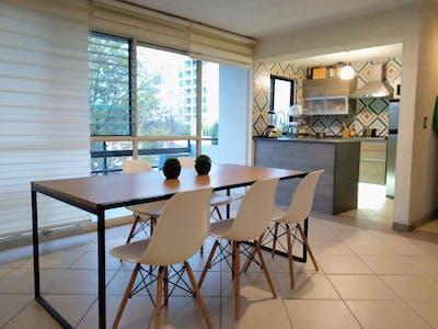 Habitación privada de alquiler desde 22 jun. 2019 (Del Quijote, Zapopan)