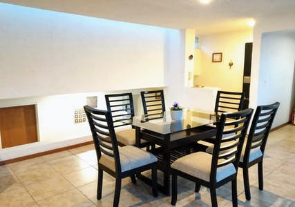 Private room for rent from 01 Jul 2020 (Del Quijote, Zapopan)