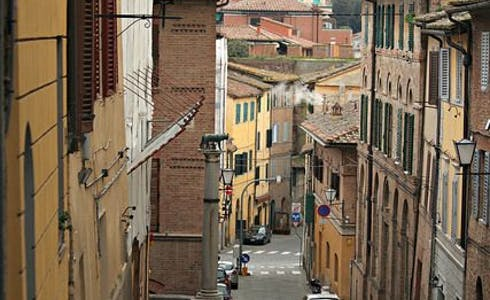 Quarto para alugar desde 01 abr 2018 (Via Vallerozzi, Siena)